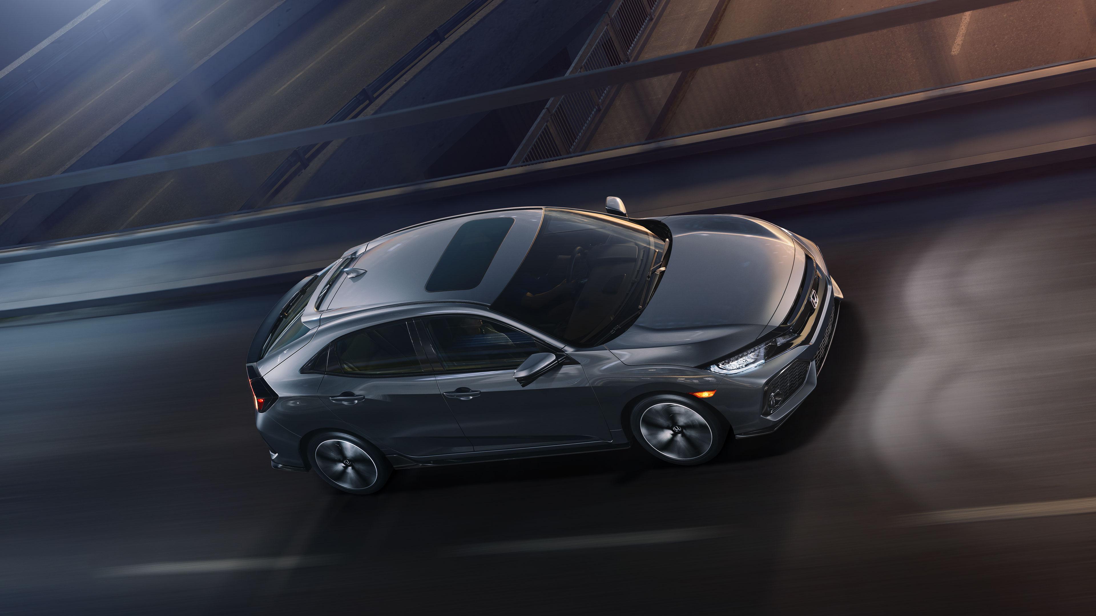 Honda Civic 2017 Exterior Touring