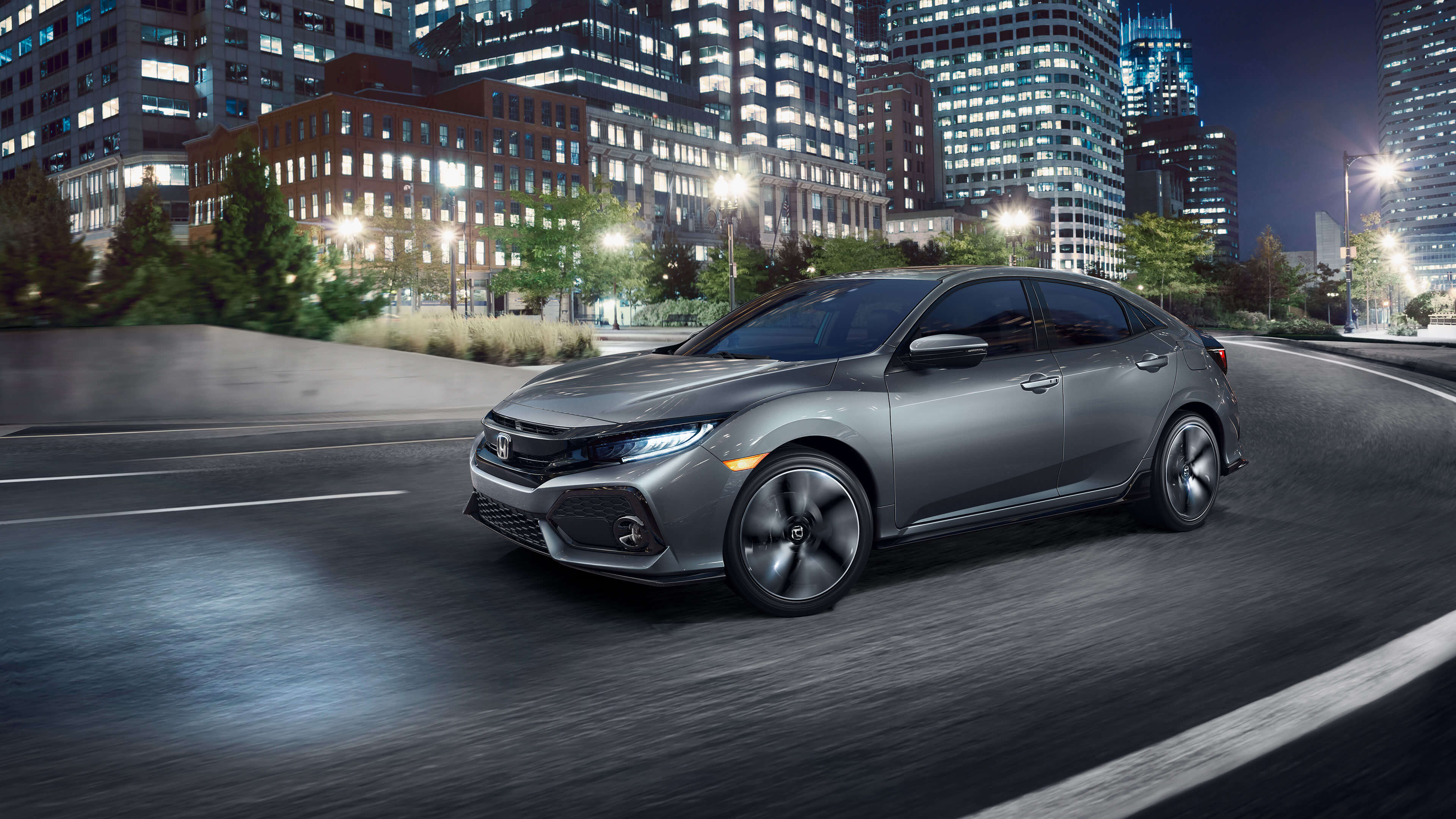 Honda Civic 2017 Exterior Touring