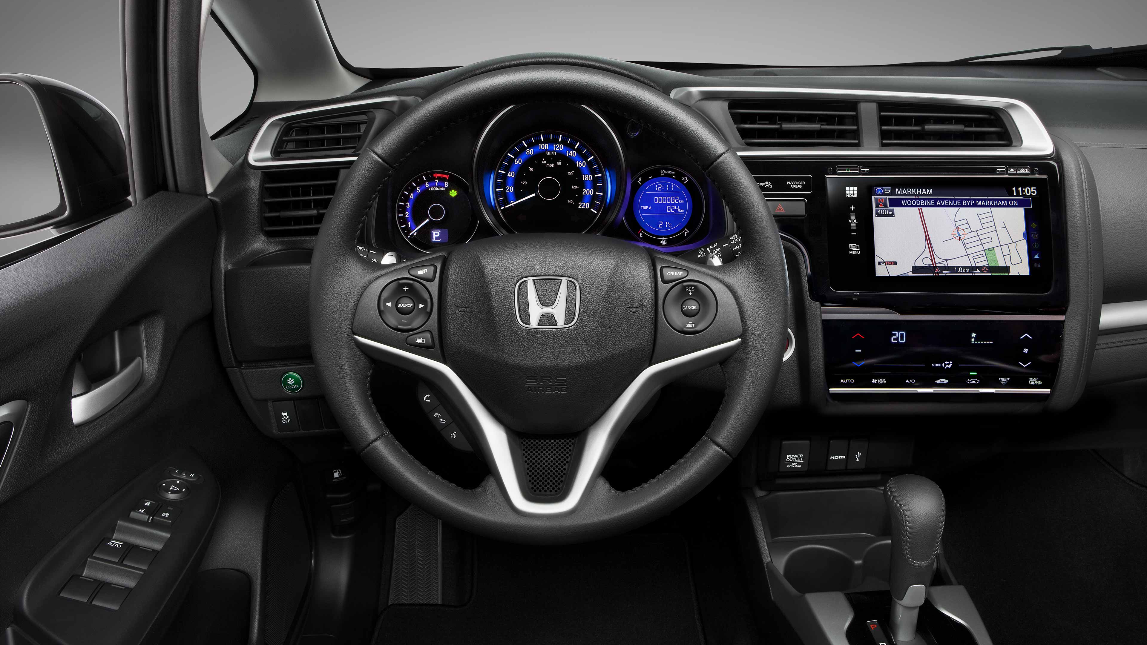 Honda Fit 2017 Interior