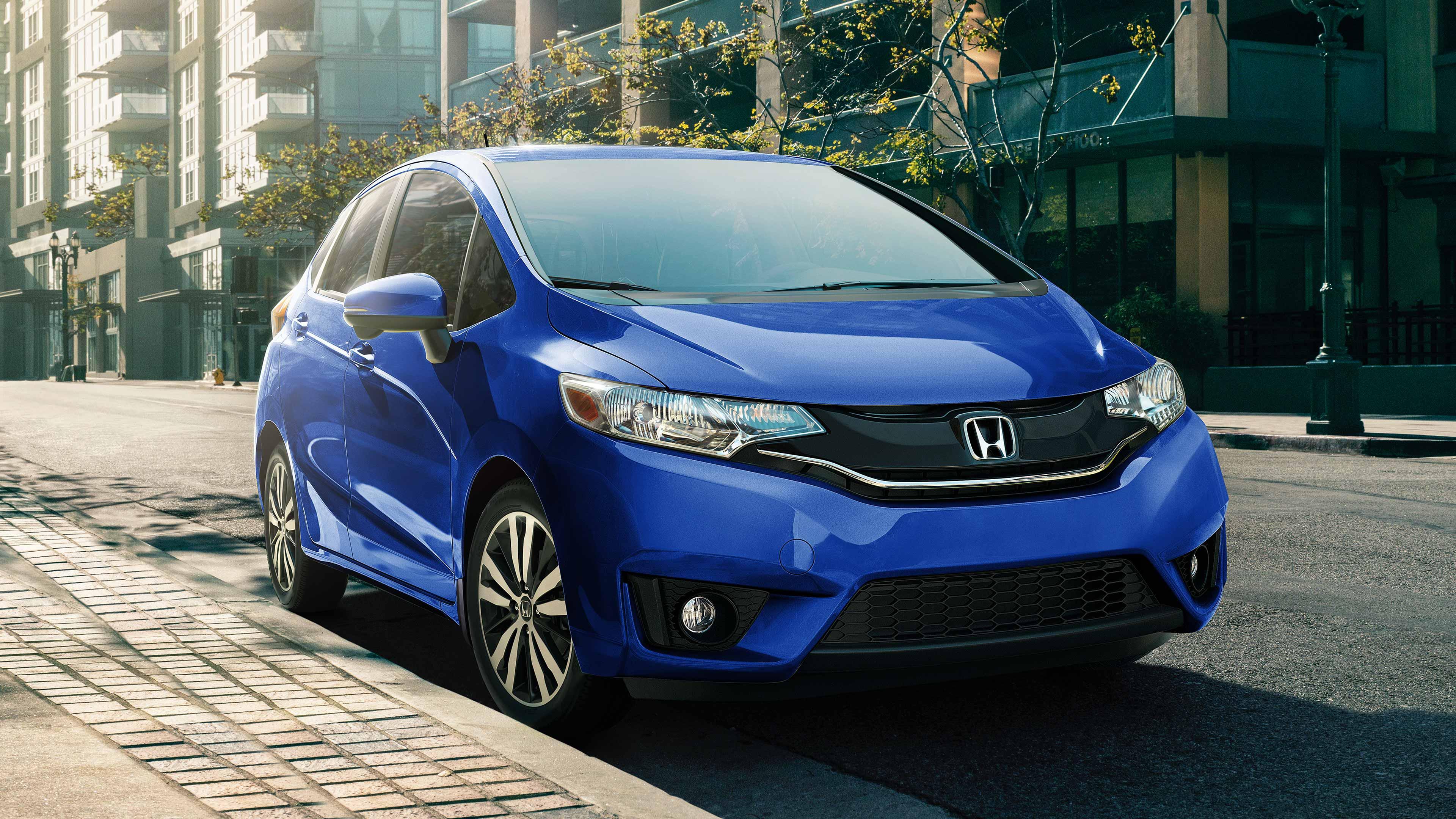 Honda Fit 2017 Exterior