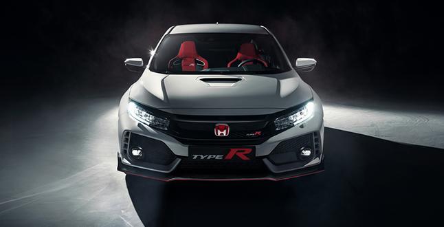 Honda Civic Type-R 2017 Exterior