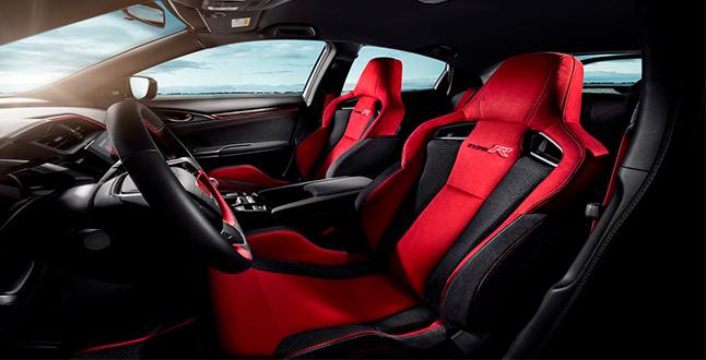 Honda Civic Type-R 2017 Interior