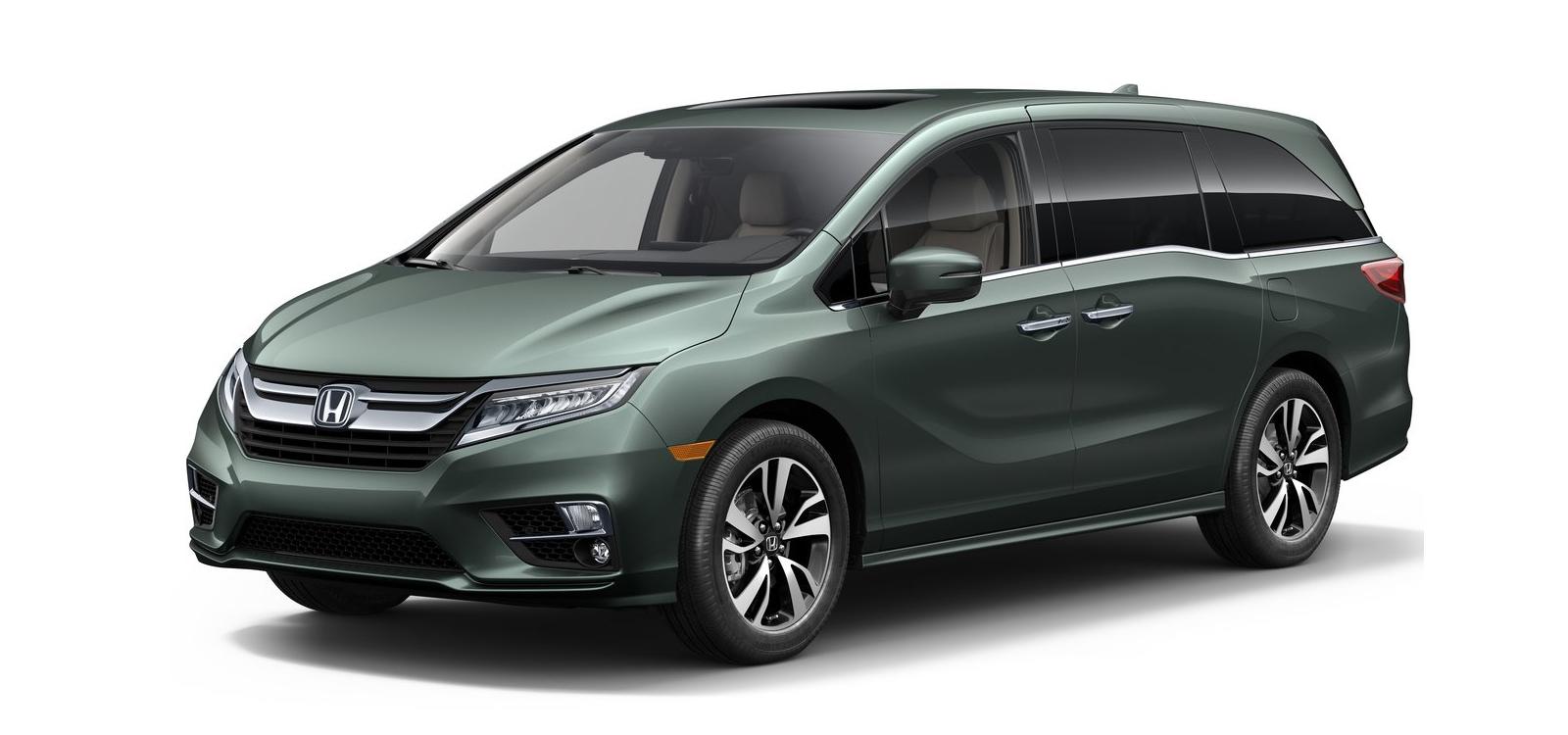 Honda Odyssey 2018 Ourside