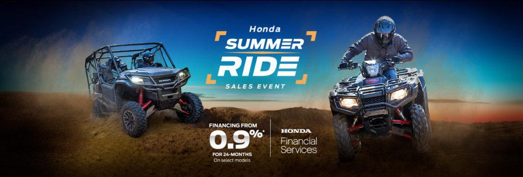 summer ride atv discounts
