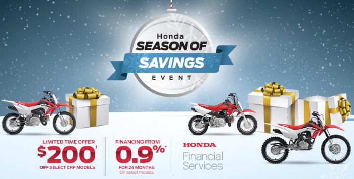 Motorcycle Season of Saving