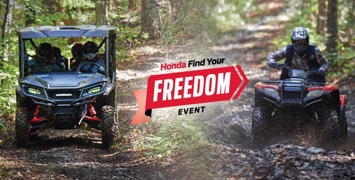 Freedom Sale – ATVs