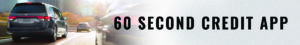 60 second credit application
