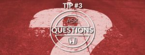 TOP # Ask Questions