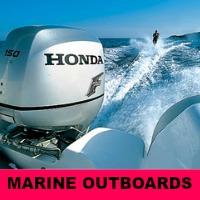 Marine Outboards Honda