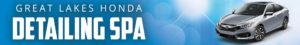Great Lakes Honda Detailing Spa