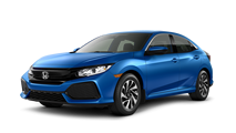 2017 Honda Civic Hatch LX with Honda Sensing