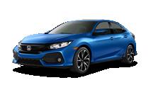 2017 Honda Sport with Honda Sensing