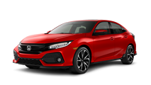 2017 Honda Civic Hatch Sport Touring