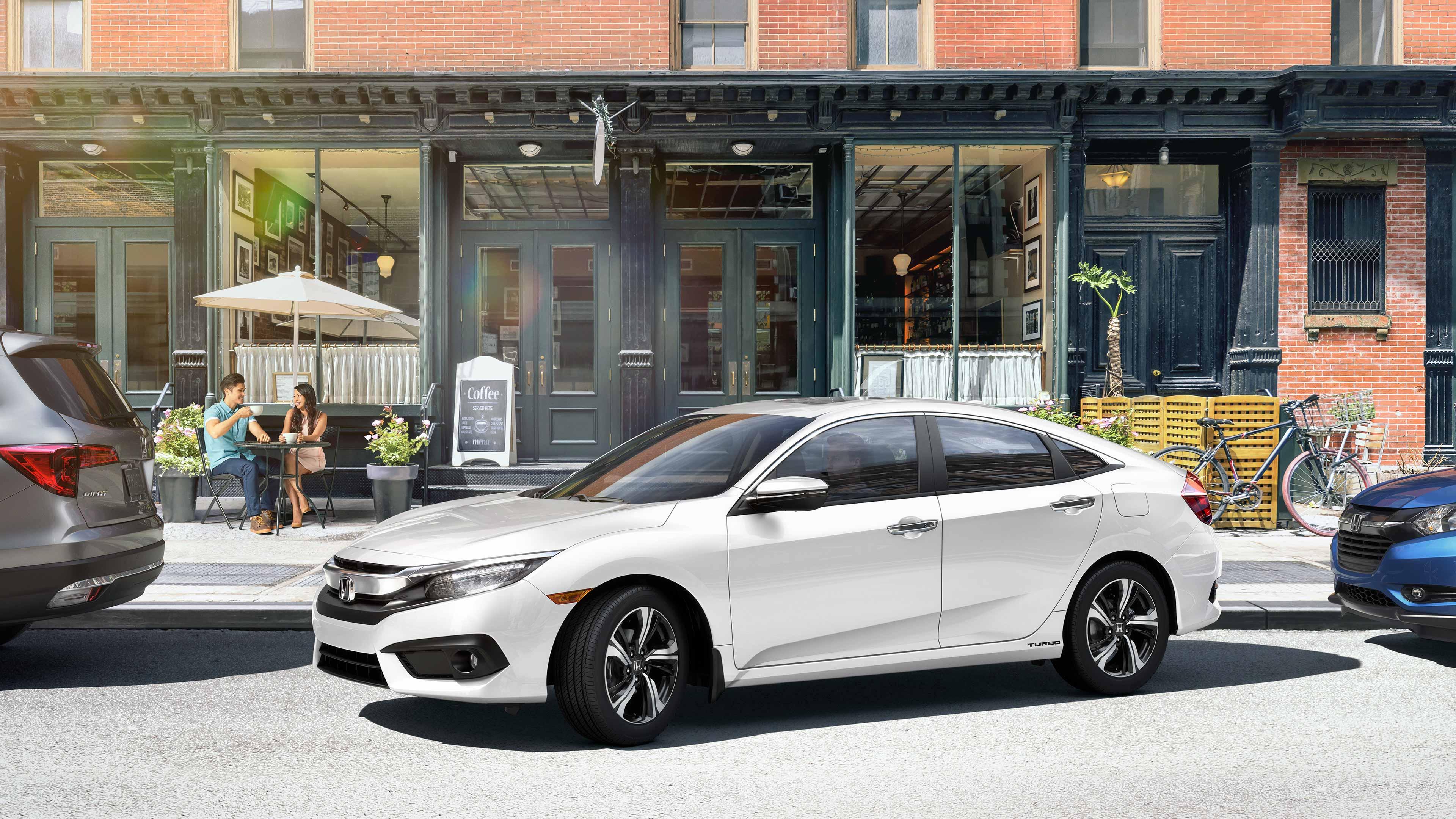 Honda Civic 2017 Exterior