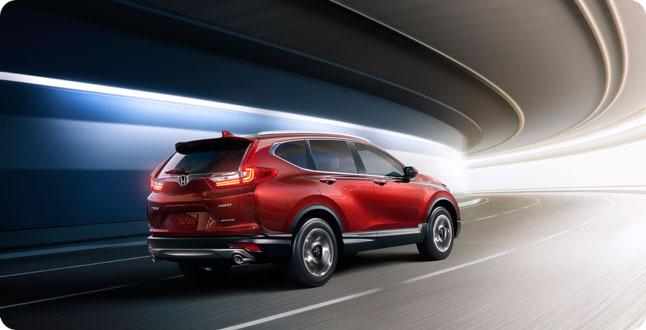 Honda CRV 2017 Exterior