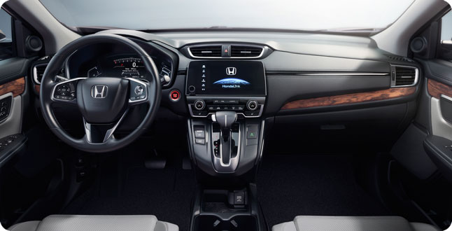 Honda CR-V 2017 Interior