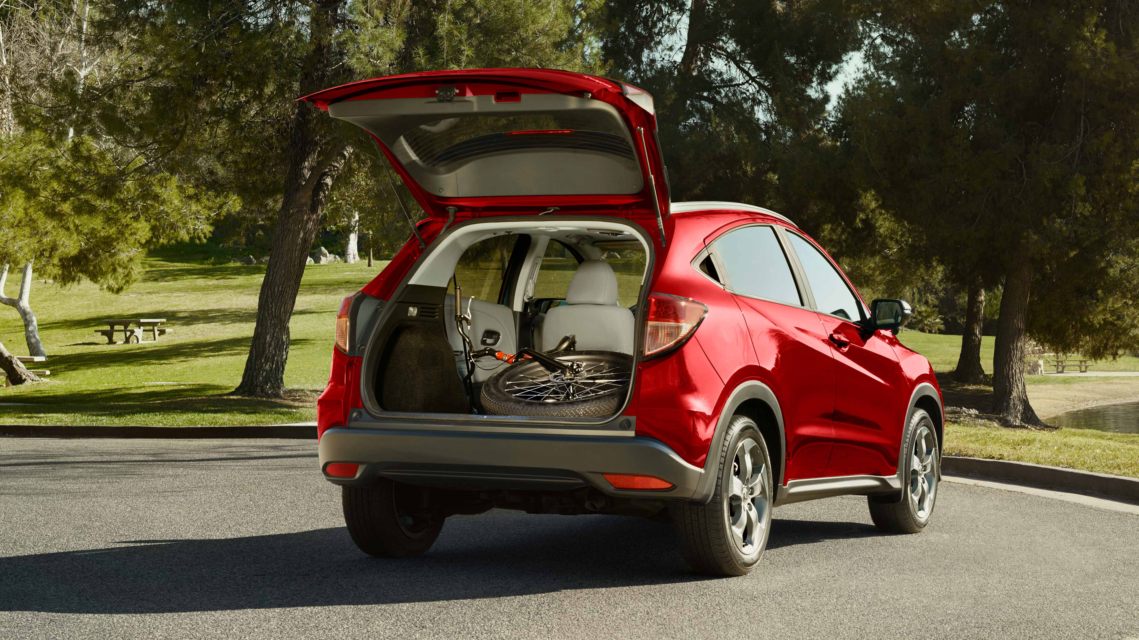 Honda HR-V 2017 Exterior Trunk