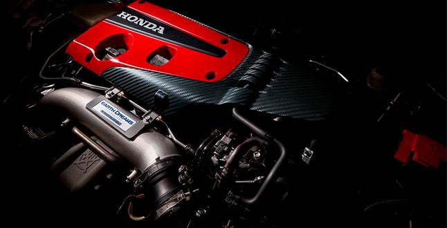 Honda Civic Type-R Engine