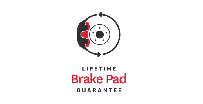 Lifetime Brake Pads