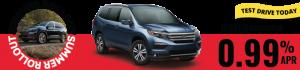 2017 Honda Pilot Sale