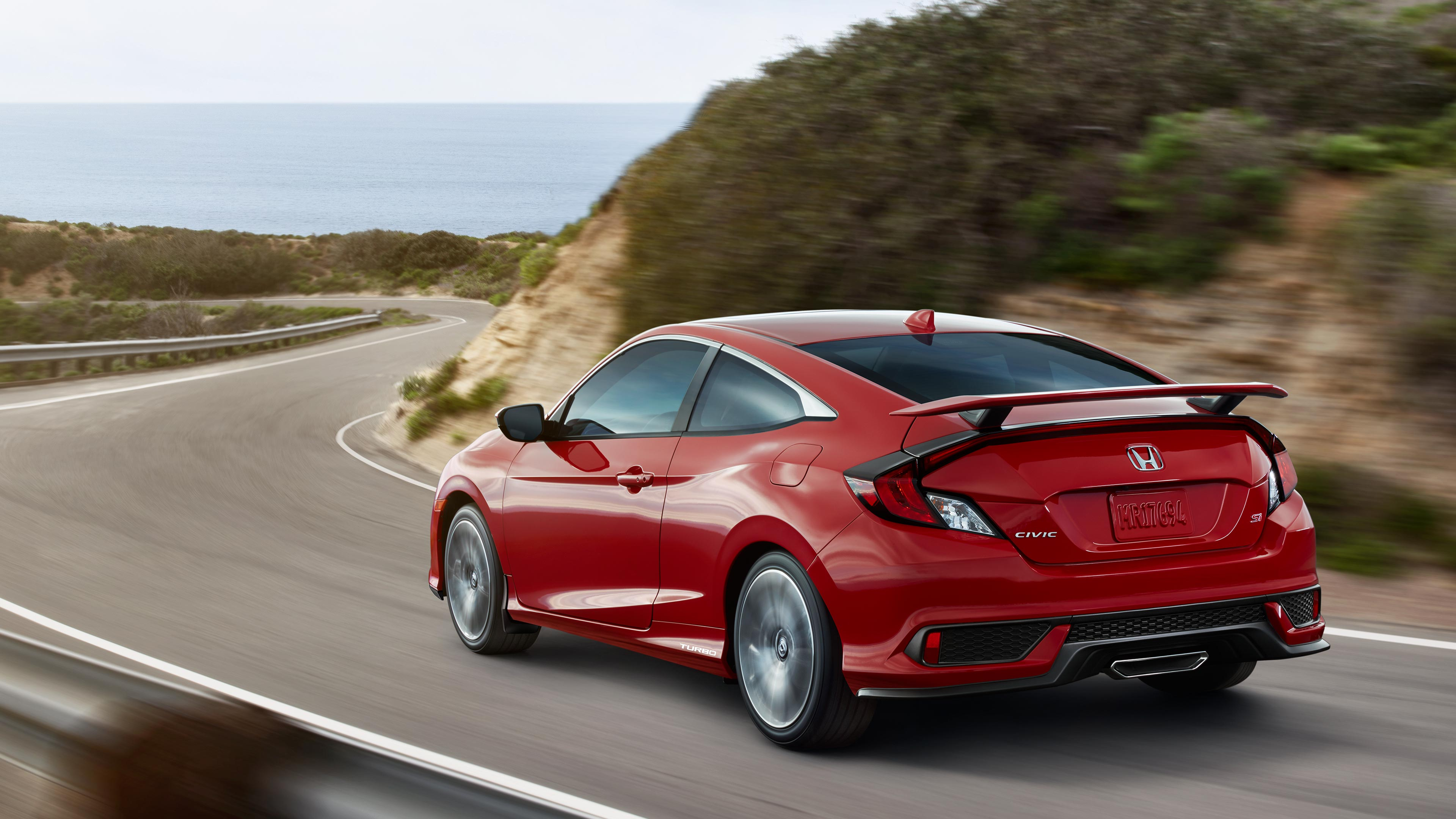 Civic Coupe Si