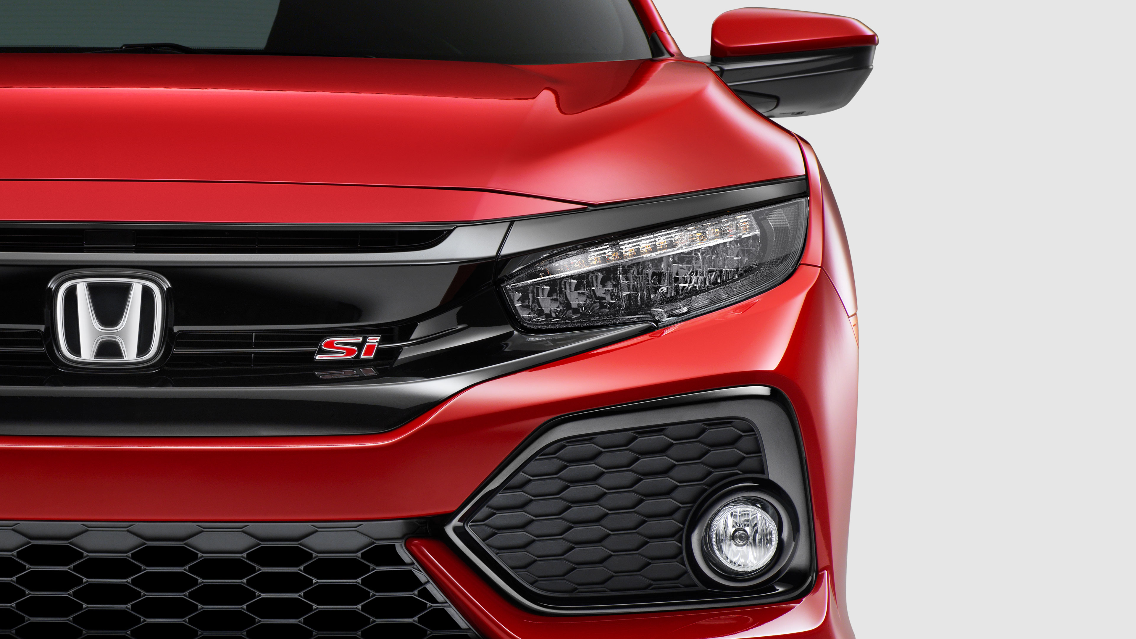Civic Coupe Si Front