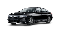 2018 Honda Accord LX Black