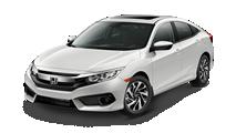 2017 Honda Civic EX Honda Sensing