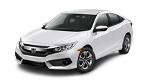 2017 Honda Civic Sedan LX Honda Sensing