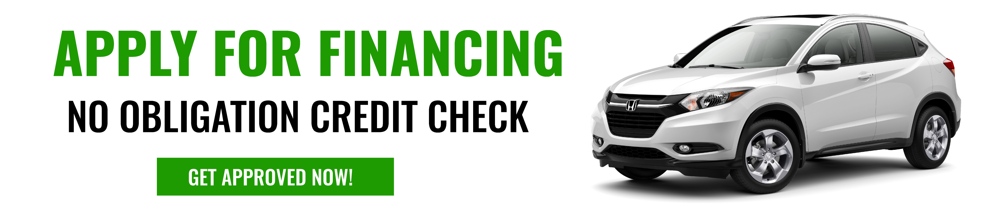 quick and easy financing and credit check