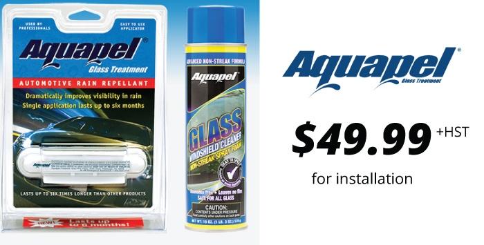 Aquapel Service