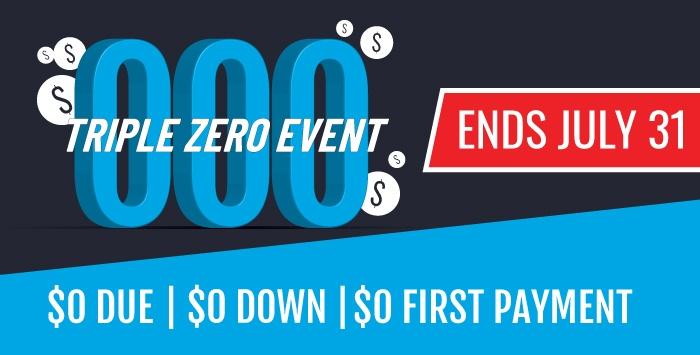 Triple Zero Event
