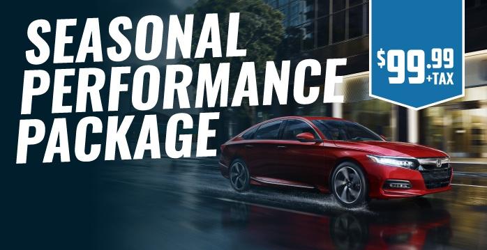 Seasonal Performance Package